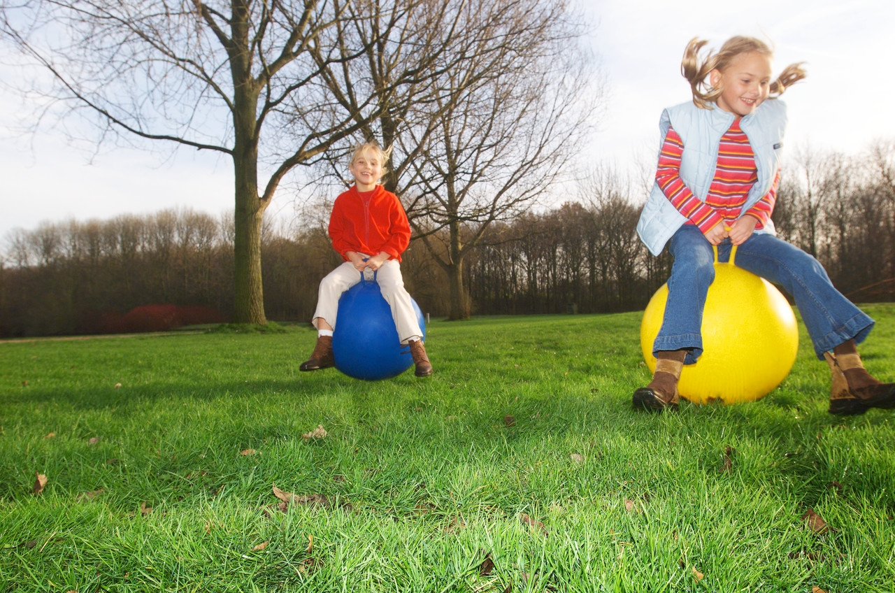3 Skills Children Learn When Exposed to Outdoor Play ...