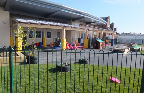 Creating an outdoor space for everyone within a school