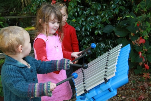 Creating an outdoor space that is suitable for everyone within a school environment