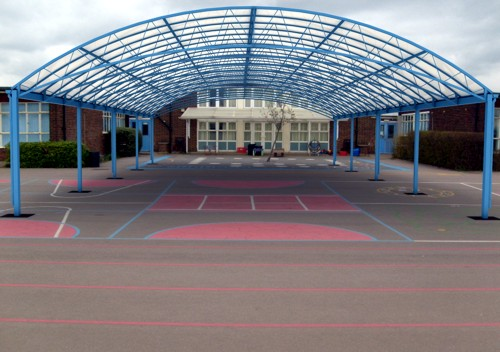 Hamilton Big Span Free Standing Canopy & Shelter for Your Schoolu0027s Sports Day | Able Canopies