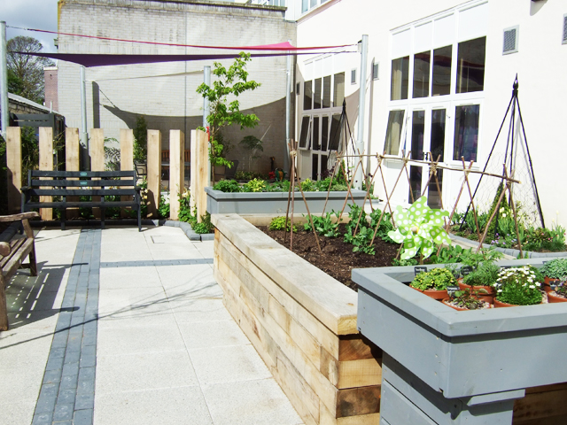 Discover the potential of your hospital's outdoor area