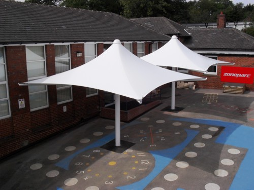 There are six standard designs to choose from including cantilevered walkways umbrellas and free standing canopies ... & Shade Sails and Tensile Canopies u2013 How to Choose | Able Canopies