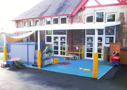 Messy Play outside makes cleaning and tidying much easier and a canopy enables it to be & The Ideal Outdoor Area for Early Years | Able Canopies