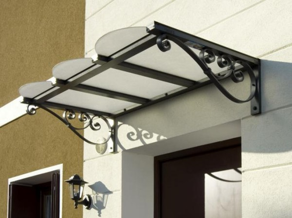 the-balmoral-entrance-canopy 01 small & New Range of Small Entrance Canopies | Able Canopies