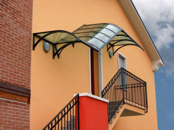 The Orwell Entrance Canopy