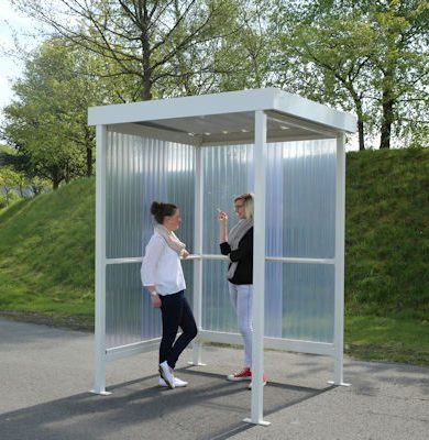 New Product The Briar Smoking Shelter Able Canopies