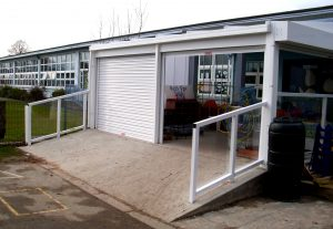 west-road-primary-school-doncaster-yorkshire-coniston-roller-shutters 01