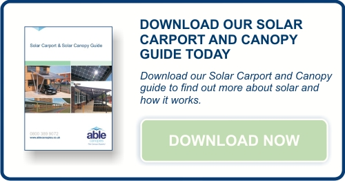 Download our Solar Carport & Canopy Brochure