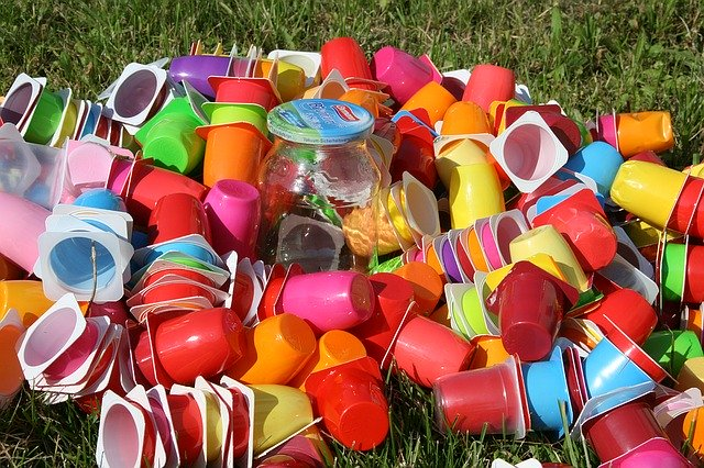 Outdoor Spring Activities From Your Recycling Box