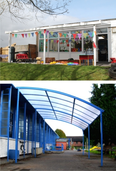 Canopies & Shelters from Able Canopies Ltd