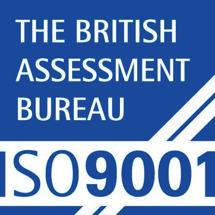Able Canopies have achieved the ISO 9001 accreditation