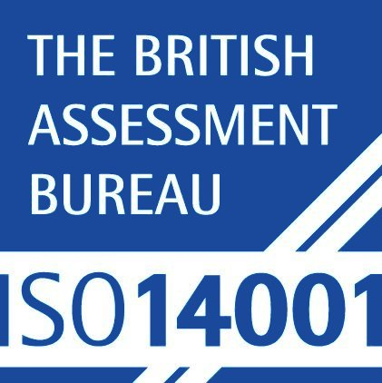 Able Canopies have achieved the ISO 14001 accreditation