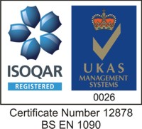 ISOQAR CE Marking Approved - Able Canopies Ltd.