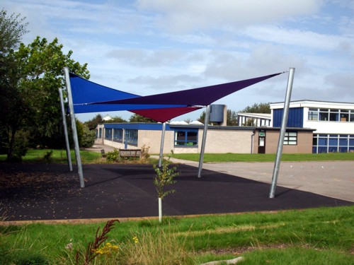 Our Lady of Pity Catholic Primary School, Wirral, Merseyside - Shade Sails