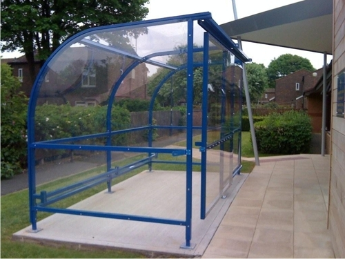 Bespoke Buggy Shelter - Reameadow Children's Centre