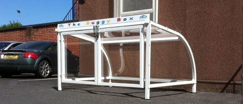 The Meadley Buggy Box - South Ascot Children's Centre