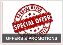 Able Canopies' Special Offers