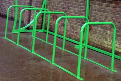 Bicycle Shelter Racks