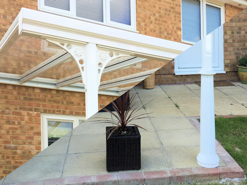 the simplicity 6 carport and veranda with the victorian upgrade