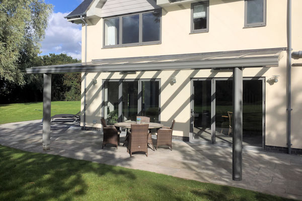 Veranda Colour Options - Able Canopies Ltd.
