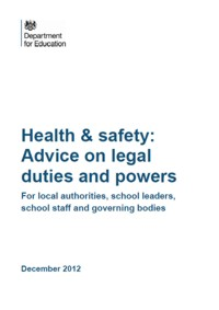 Department of Education Health & Safety Guide for Schools