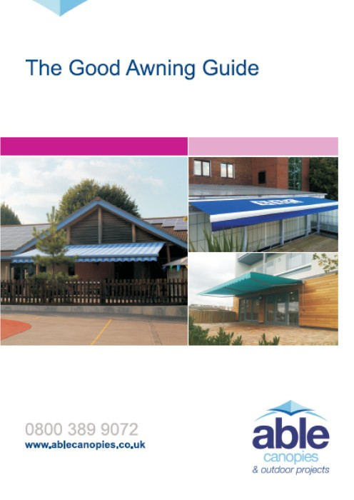 The Good Awning Guide Free Download