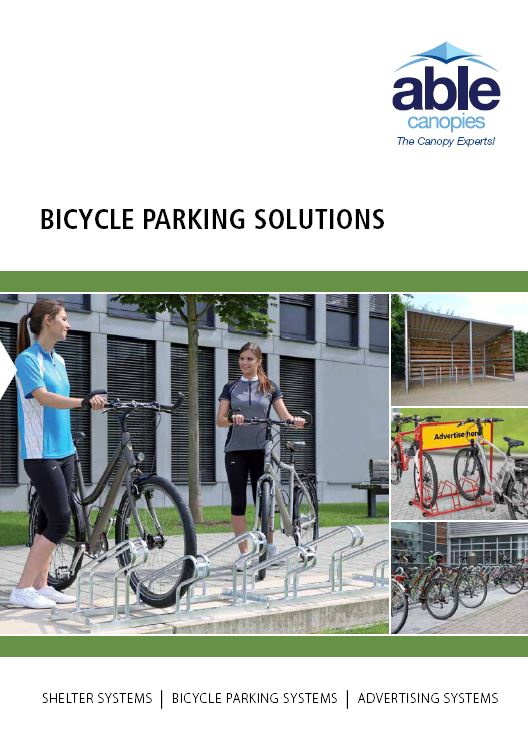 Bicycle Parking Solutions Brochure