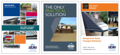 Canopies for Schools - Free Brochures