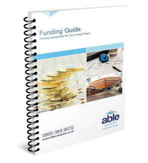 Able Canopies Free Funding & Grant Guide for Schools