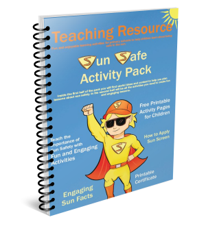 Free Sun Safe Activity Pack Download