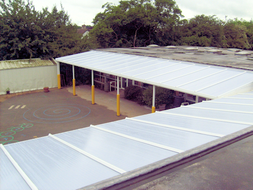 Sun Safe Canopies from the Canopy Experts