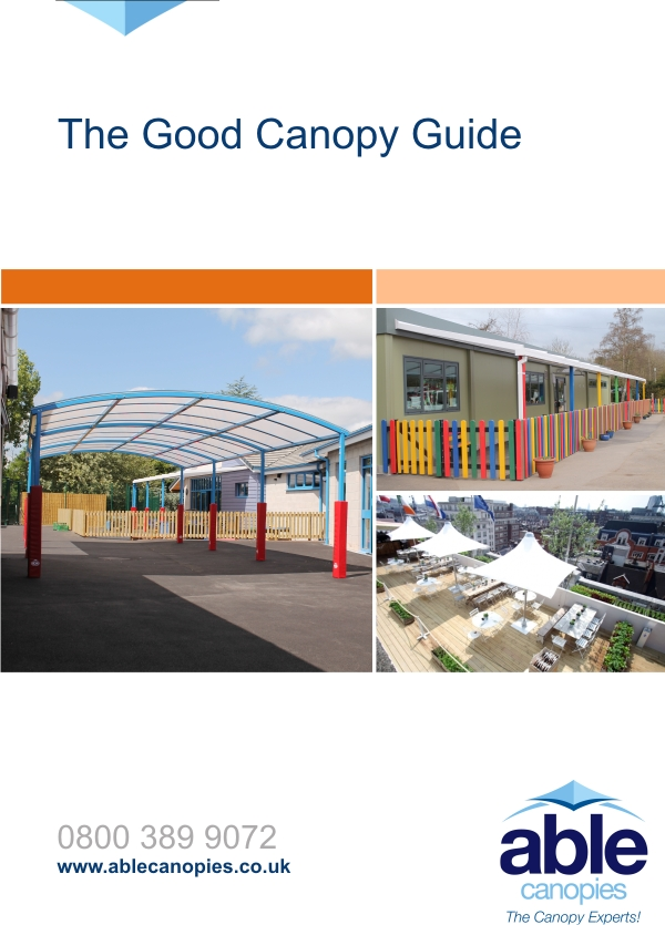 Download Able Canopies' Free Funding Guide