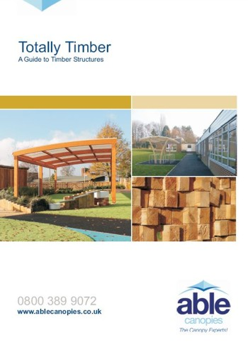 Totally Timber: A Free Guide to Timber Canopies