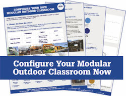 Configure Your Own Modular Outdoor Classroom
