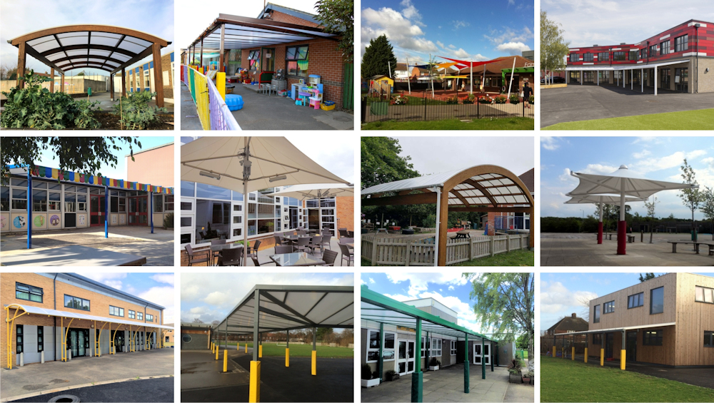 Essex Canopy and Shade Sail Installations - Able Canopies Ltd.