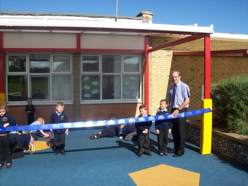Newington Community Primary School - Able Canopies