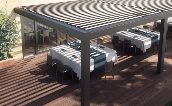 Canopies for Leisure - The Imperial Adaptable Canopy - Able Canopies Ltd.