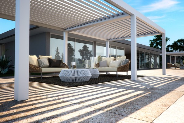Canopies for Leisure - The Henley Adaptable Canopy - Able Canopies Ltd.