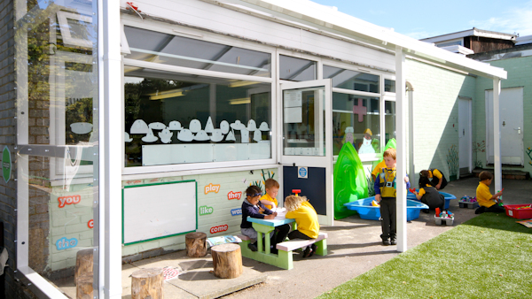 Canopies for Schools - Outdoor Learning