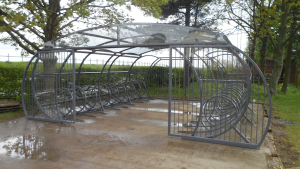 Cycle Shelters and Compounds for Colleges and Universities