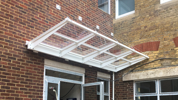 Entrance Canopies for Universities and Colleges