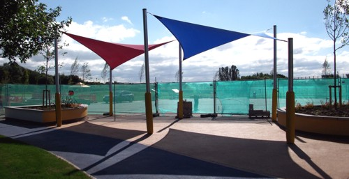 Able Shade Sails UV Protection