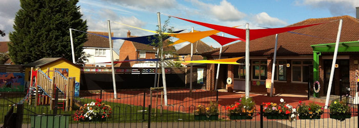 Shade Sails - Able Canopies Ltd.