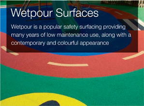 Wetpour Rubber Crumb Surfaces