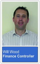 Able Canopies Ltd. - Finance Controller - Will Wood