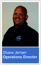 Shane Jerram - Operations Director - Able Canopies Ltd.