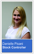 Able Canopies Ltd. - Stock Controller - Danielle Pisani
