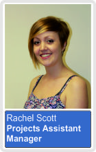 Able Canopies Ltd. - Projects Assistant Manager - Rachel Scott
