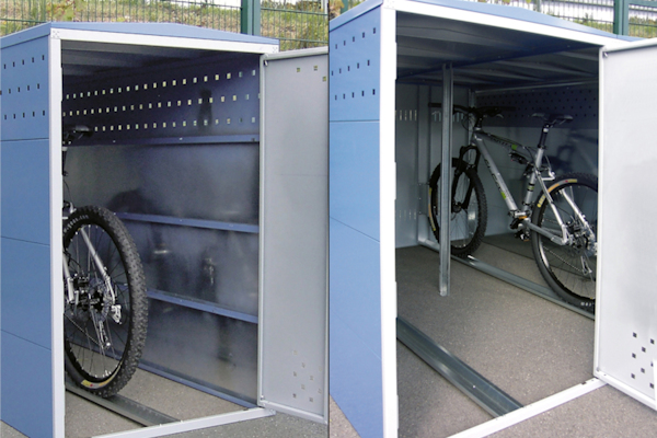 Bike Box 1 - Cycle Storage