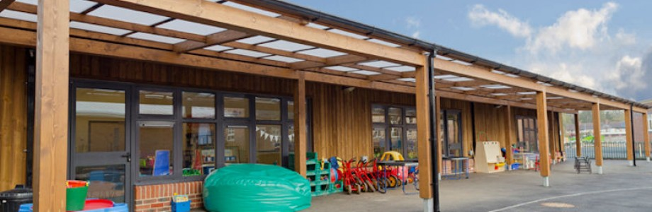 Outdoor Classroom Canopies for Schools
